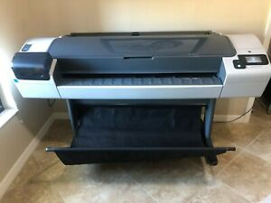 Hp Designjet T795 44 Inch Color Large Format Inkjet Printer