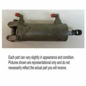 Used Steering Cylinder Compatible With Massey Ferguson 265 285 275 290 50 255