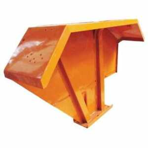 Fender Flat Top Right Hand Compatible With White Allis Chalmers Long Oliver
