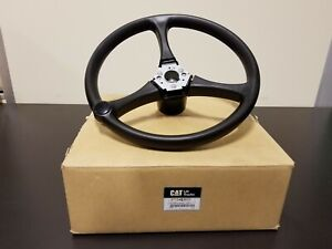 Cat Mitsubishi Forklift Steering Wheel Sub Assembly 9715413610 9715423600
