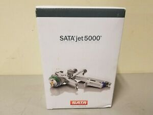 Sata Jet 5000 B Hvlp Standard Paint Spray Gun 1 3 With Rps Cups 210765 New