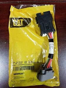 Genuine Caterpillar Cat Skid Steer Engine Wire Harness Assembly_391 0242