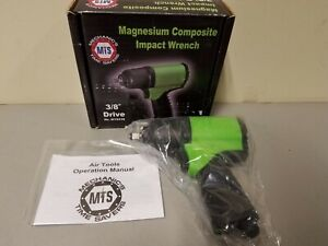 Mechanics Time Savers 3 8 Drive Magnesium Composite Impact Wrench Mts538