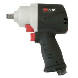 Chicago Pneumatic 1 2 High Impact Magnesium Drive Compact Air Impact Wrench