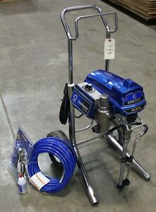 Graco 595 Ultra Max Pcpro Hi boy 17c337 B Condition New Gun And Hose