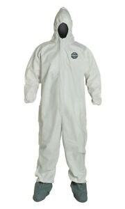 Tyvek Coveralls Dupont Ng122s 2xl Xxl Case Of 35