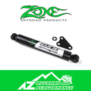 Zone Offroad Single Steering Stabilizer For 18 21 Jeep Wrangler Jl Zon7420