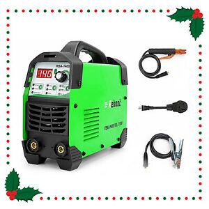 Arc 140 Welder 110v 220v 140a Inverter Stick Lift Tig 3 In 1 Welding Machine