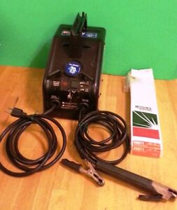 Campbell Hausfeld Arc Welder Ws0970 70 Amps Lincoln Electric Stick Electrodes