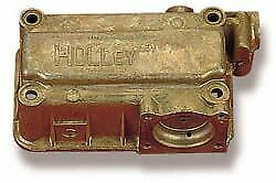Holley 134 101 Carburetor Float Bowl