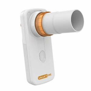 Mir Smart One Personal Pocket Spirometer Peak Flow pef And Fev1
