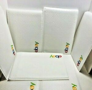 Ebay Branded Shipping Supplies Padded Airjacket Bubble Envelopes 9 5 x 13 25