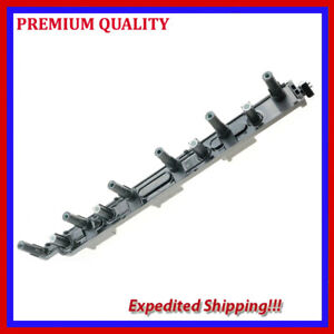 1pc Ignition Coil Ujp1207 For Jeep Grand Cherokee 4 0l L6 2000 2001 2002 2003
