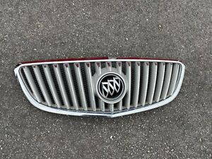 2010 2013 Buick Lacrosse Upper Chrome Grille Assembly