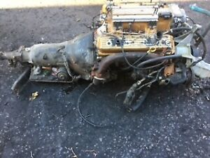 Chevrolet Corvette 1992 350 Lt 1 Complete Engine Good Cond W 4l60 Transmission