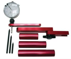 Proform 66516 Differential Pinion Depth Setting Tool Red