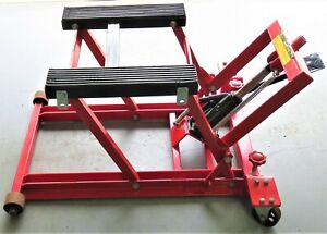 Motorcycle Lift Atv Lift Commercial Grade Local Pick Up Only