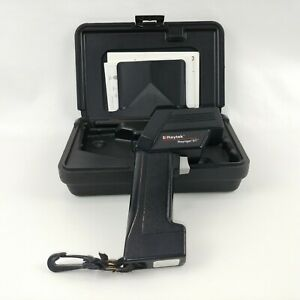 Raytek Raynger St Pro Noncontact Laser Thermometer And Case