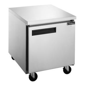 Dukers Duc29f 29 Inch Undercounter Commercial Freezer free Shipping