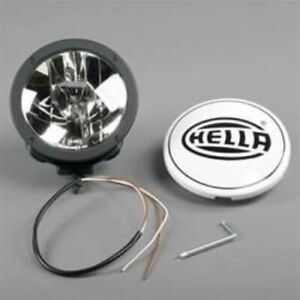 Hella 009094181 Rallye 4000 Compact Round Driving Lights Clear Lens 55w New