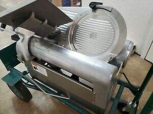 Hobart Slicer 1712e Automatic Commercial Meat Slicer 1 2 Hp 13 Blade