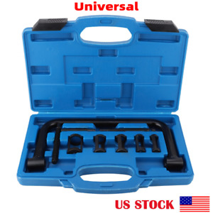Engine Overhead Valve Spring Installer Remover Tool Kit Ohv Ohc Compressor Set