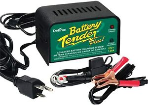 Deltran Battery Tender Plus 12v 1 25a Automatic Battery Charger Free Shipping