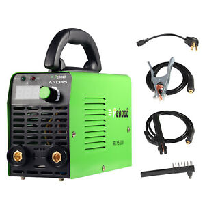 110v 220v Welding Machine Igbt Inverter Arc Mma Stick Welder With Accessories Pr