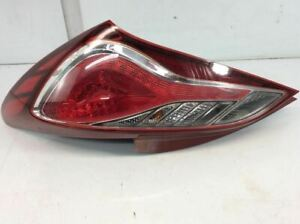 13 16 Hyundai Genesis Coupe Trunk Lid Right Tail Light Lamp Tailligh Z