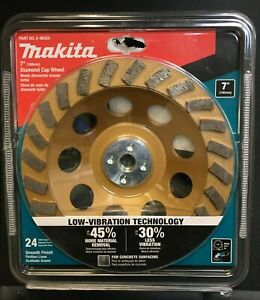 new Makita A 96425 7 Diamond Cup Wheel