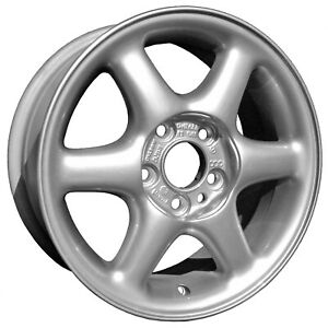 1997 Volvo 850 15 Oem Factory Wheel Rim Aly70190u10
