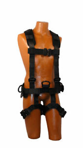 Premium Vest Fall Protection Harness