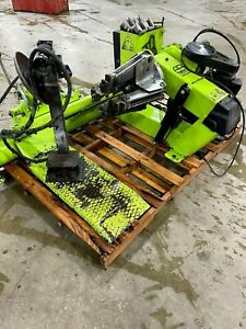 Ari Hetra Tire Changer Ws 02530 Green Good Condition
