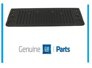 Genuine Gm Tailgate Bed Mat For 2014 2018 Chevrolet Silverado Gmc Sierra New