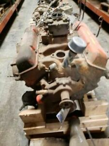 Core Engine 8 283 Stuck Fits 1966 Chevrolet 742285