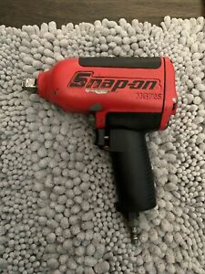 Snap On 1 2 Air Impact Wrench Mg725 Red