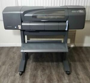 Hp Designjet 800ps c7779c 24 Large format Printer Plotter Local Pickup Only