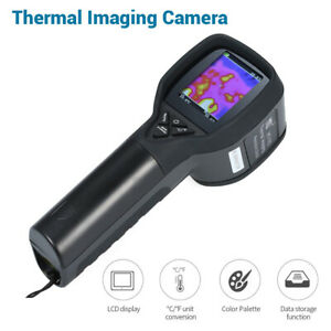Ht 175 Infrared Ir Thermal Imaging Camera Inspection 6hz Refresh Rate Measurer