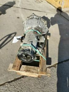 Automatic Transmission 6 0l Awd Fits 02 Escalade 872595