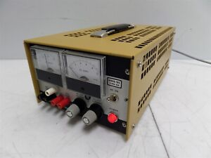 Systron Donner Hr 40 10 Cov Adjustable Dc Power Supply