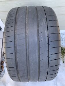 1 Michelin Pilot Super Sport P285 30zr19 Tire Corvette