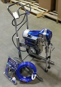 Graco Ultimate Nova 395 Pc Hiboy 826239 New Gun And Hose C Condition