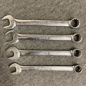 Snap On Oexm 4pc Metric 12 Point Wrench Set 10mm 13mm