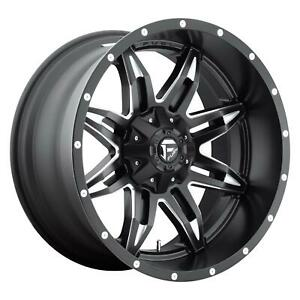 Fuel Off Road D56715800437 Lethal Series Wheel 15 X 8