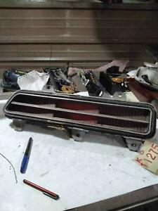 Tail Light Assembly Chevy Camaro Left 69