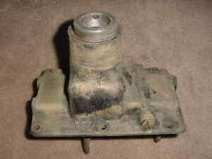 38 39 Ford Flathead 3 Speed Top Loader Shifter Tower Transmission Scta 1939 1938