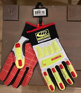 New Ringers Roughneck Gloves High Heat Kevloc Vented Size 11 Xl