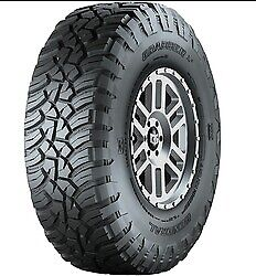 4 New Lt315 70r17 10 General Grabber X3 10 Ply Tire 3157017