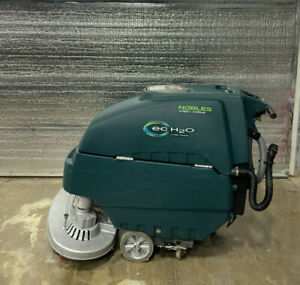 Used Tennant Nobles Ss5 32 Auto Scrubber Free Shipping