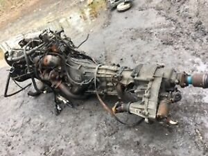 Ford Ranger 1989 Complete Running 2 9 V 6 Engine W some Accessories 91 000 Miles